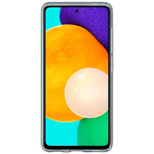 Productafbeelding van de Spigen Liquid Crystal TPU Back Cover Transparant Samsung Galaxy A52