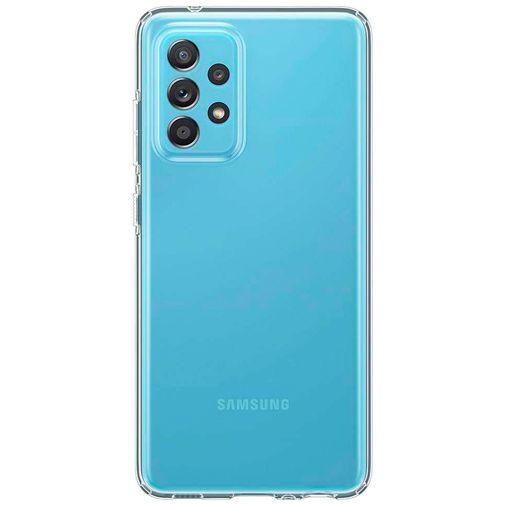 Productafbeelding van de Spigen Liquid Crystal TPU Back Cover Transparant Samsung Galaxy A72