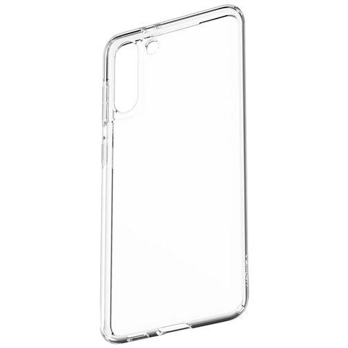 Productafbeelding van de Spigen Liquid Crystal TPU Back Cover Transparant Samsung Galaxy S21