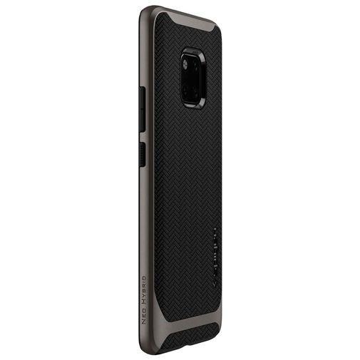 Produktimage des Spigen Neo Hybrid Hülle Gunmetal Huawei Mate 20 Pro