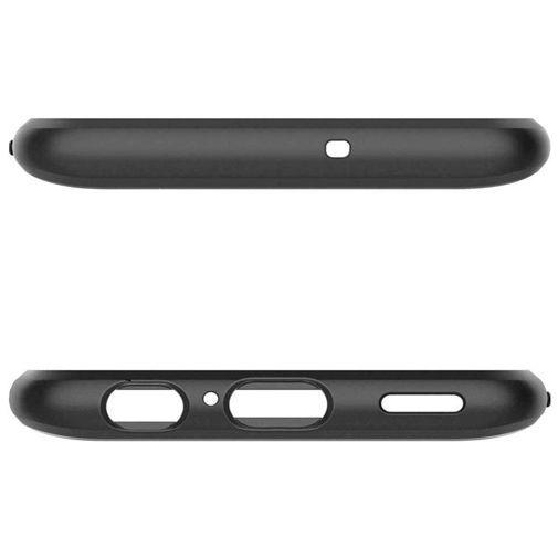 Productafbeelding van de Spigen Rugged Armor Case Black Huawei P Smart (2019)/Honor 10 Lite