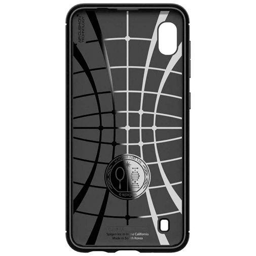 Produktimage des Spigen Rugged Armor Hülle Schwarz Samsung Galaxy A10