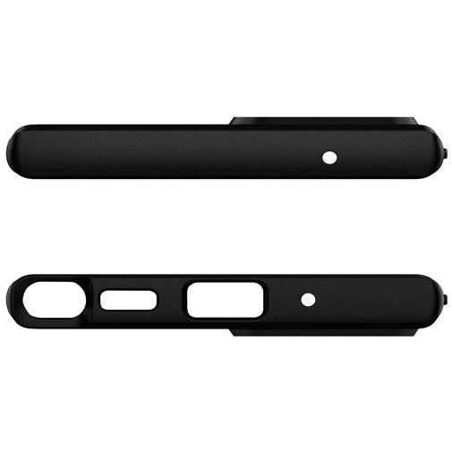 Productafbeelding van de Spigen Rugged Armor Case Black Samsung Galaxy Note 20 Ultra
