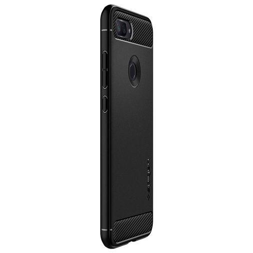 Produktimage des Spigen Rugged Armor Hülle Schwarz Xiaomi Mi 8 Lite
