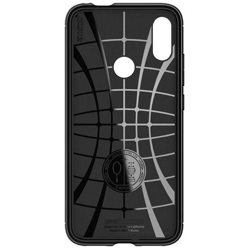 Productafbeelding van de Spigen Rugged Armor Case Black Xiaomi Redmi Note 7