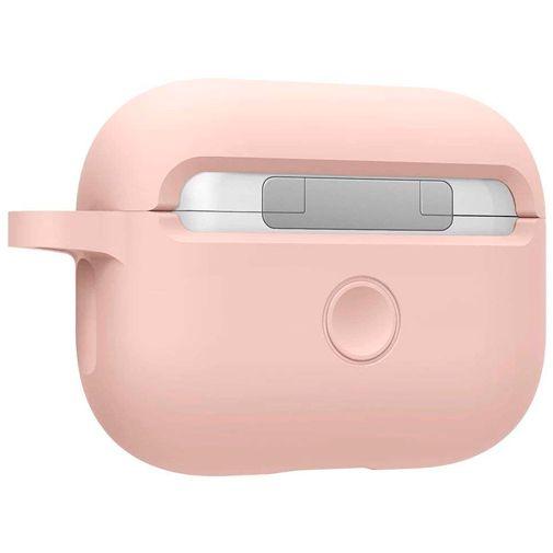 Productafbeelding van de Spigen Silicone Case Pink Apple AirPods Pro