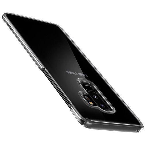 Produktimage des Spigen Thin Fit Case Clear Samsung Galaxy S9+