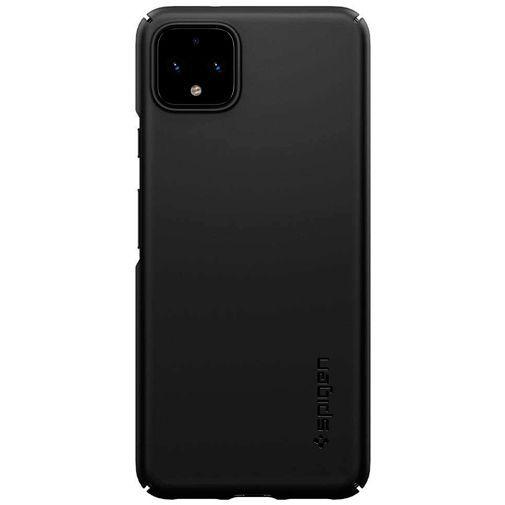Productafbeelding van de Spigen Thin Fit Case Black Google Pixel 4 XL