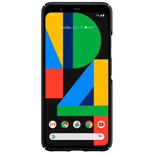 Produktimage des Spigen Thin Fit Hülle Schwarz Google Pixel 4