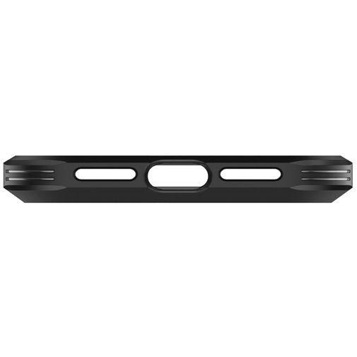 Productafbeelding van de Spigen Tough Armor Case Black Apple iPhone 11