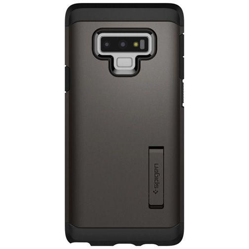 Productafbeelding van de Spigen Tough Armor Case Black Samsung Galaxy Note 9