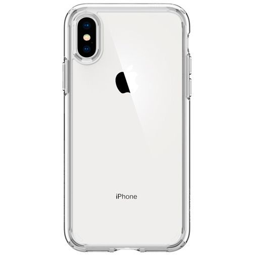 Productafbeelding van de Spigen Ultra Hybrid Case Clear Apple iPhone XS