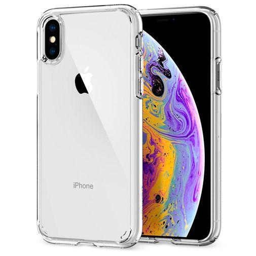 Produktimage des Spigen Ultra Hybrid Hülle Transparent Apple iPhone XS