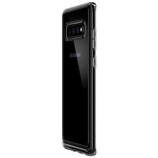 Productafbeelding van de Spigen Ultra Hybrid Case Clear Samsung Galaxy S10
