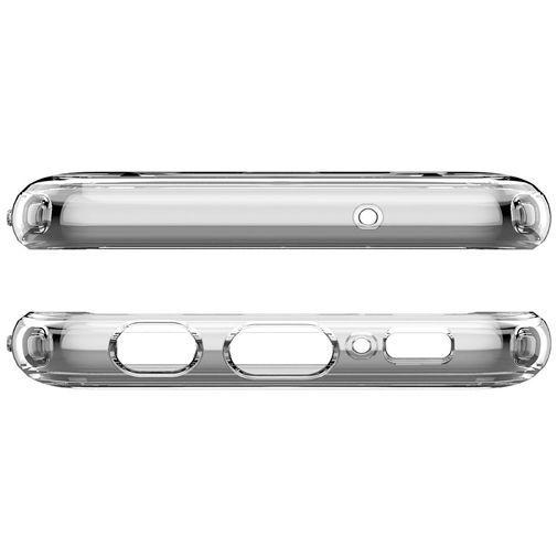 Produktimage des Spigen Ultra Hybrid Hülle Transparent Samsung Galaxy S10e