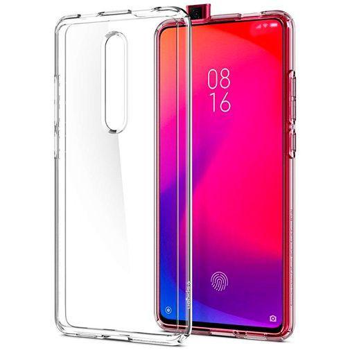 Productafbeelding van de Spigen Ultra Hybrid Case Clear Xiaomi Mi 9T/9T Pro