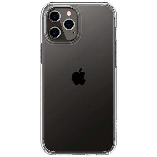 Productafbeelding van de Spigen Ultra Hybrid Kunststof Back Cover Apple iPhone 12 Pro Max Transparant