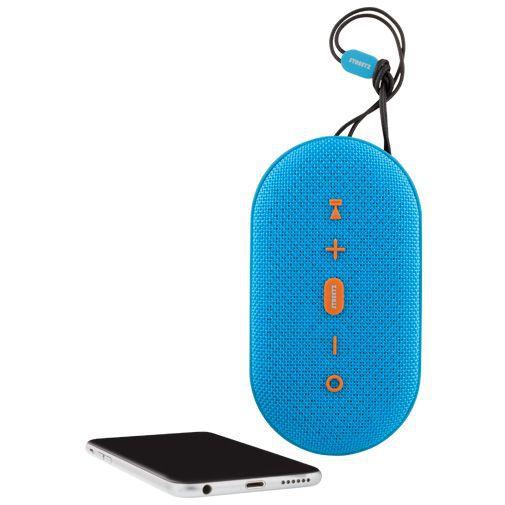 Productafbeelding van de Streetz Bluetooth Speaker CM755 Blue