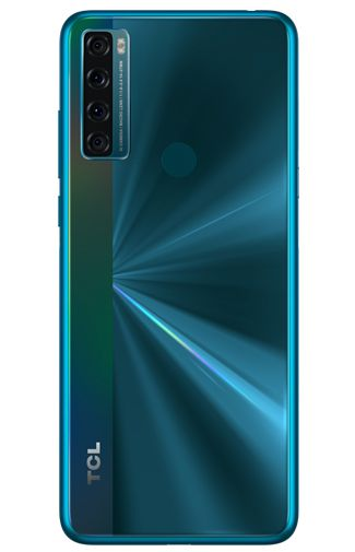 Product image of the TCL 20 SE Green