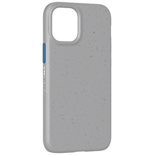 Productafbeelding van de Tech21 Eco Slim TPU Back Cover Apple iPhone 12 Mini Grijs