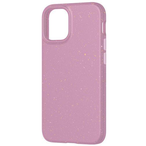 Productafbeelding van de Tech21 Eco Slim TPU Back Cover Apple iPhone 12 Mini Paars