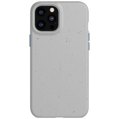 Productafbeelding van de Tech21 Eco Slim TPU Back Cover Apple iPhone 12 Pro Max Grijs