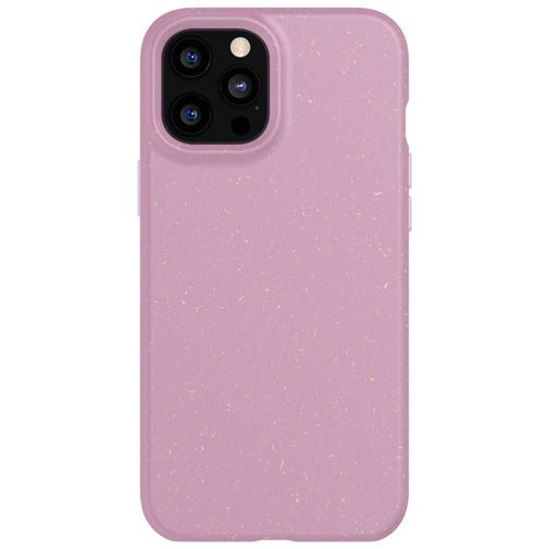 Productafbeelding van de Tech21 Eco Slim TPU Back Cover Apple iPhone 12 Pro Max Paars