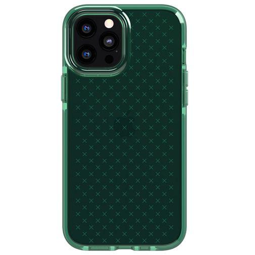 Productafbeelding van de Tech21 Evo Check TPU Back Cover Apple iPhone 12 Pro Max Groen