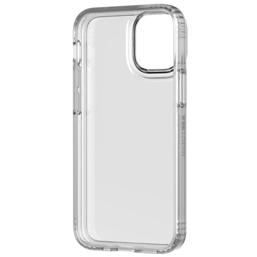 Productafbeelding van de Tech21 Evo Clear TPU Back Cover Apple iPhone 12 Mini Transparant