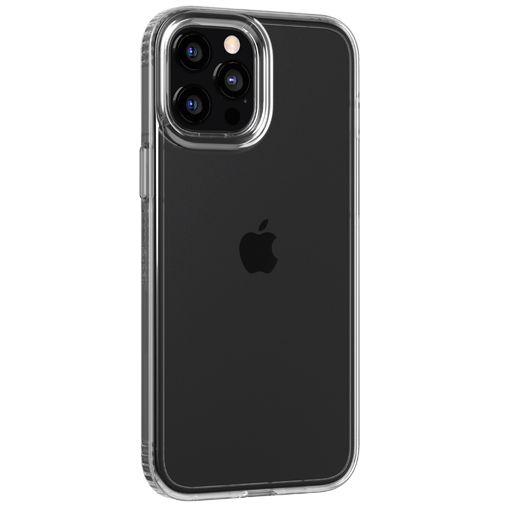 Productafbeelding van de Tech21 Evo Clear TPU Back Cover Apple iPhone 12 Pro Max Transparant