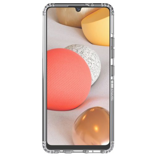 Productafbeelding van de Tech21 Evo Clear TPU Back Cover Transparant Samsung Galaxy A42 5G