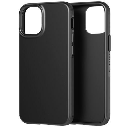 Productafbeelding van de Tech21 Evo Slim TPU Back Cover Apple iPhone 12 Mini Zwart