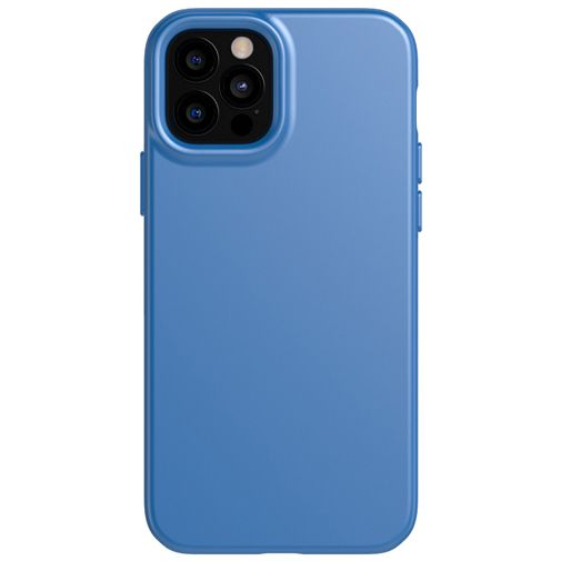 Productafbeelding van de Tech21 Evo Slim TPU Back Cover Apple iPhone 12/12 Pro Blauw