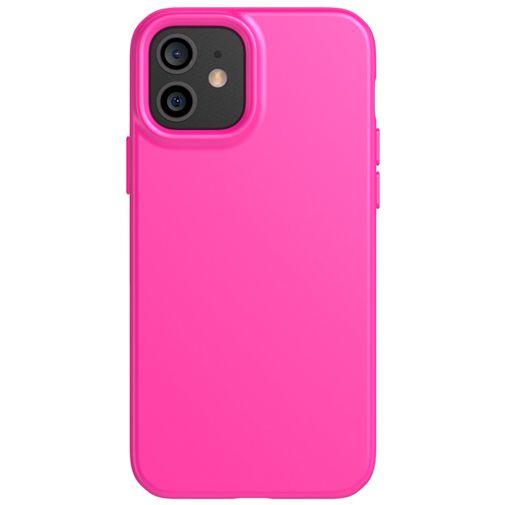 Productafbeelding van de Tech21 Evo Slim TPU Back Cover Apple iPhone 12/12 Pro Roze