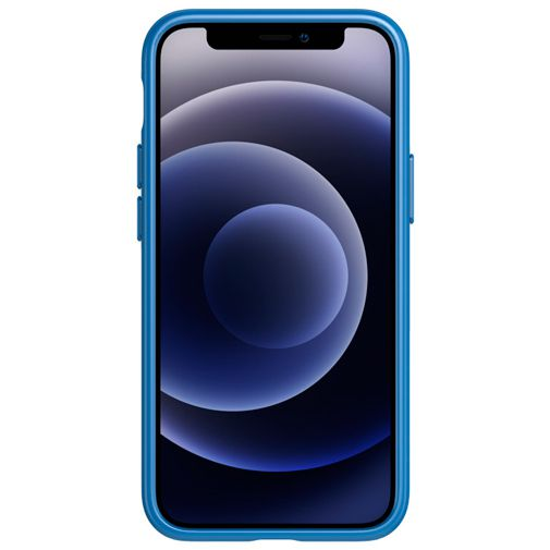 Productafbeelding van de Tech21 Evo Slim TPU Back Cover Apple iPhone 12 Mini Blauw