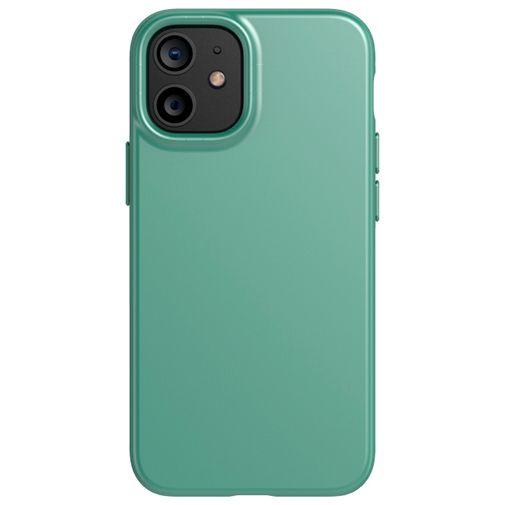 Productafbeelding van de Tech21 Evo Slim TPU Back Cover Apple iPhone 12 Mini Groen
