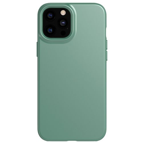 Productafbeelding van de Tech21 Evo Slim TPU Back Cover Apple iPhone 12 Pro Max Groen