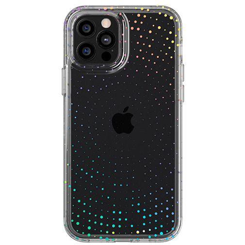 Productafbeelding van de Tech21 Evo Sparkle TPU Back Cover Transparant iPhone 12 Pro Max