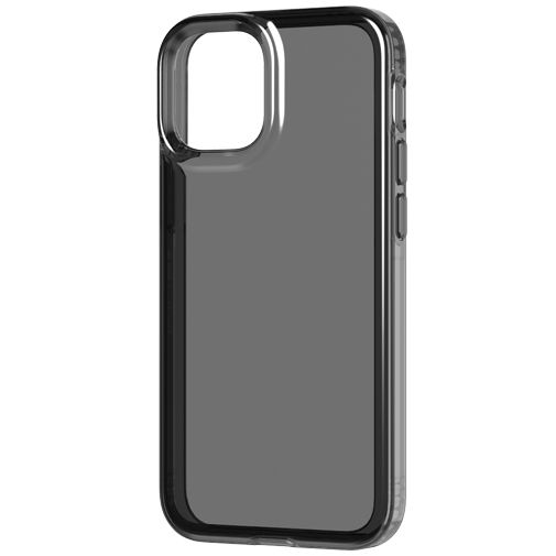 Productafbeelding van de Tech21 Evo Tint TPU Back Cover Apple iPhone 12 Mini Zwart