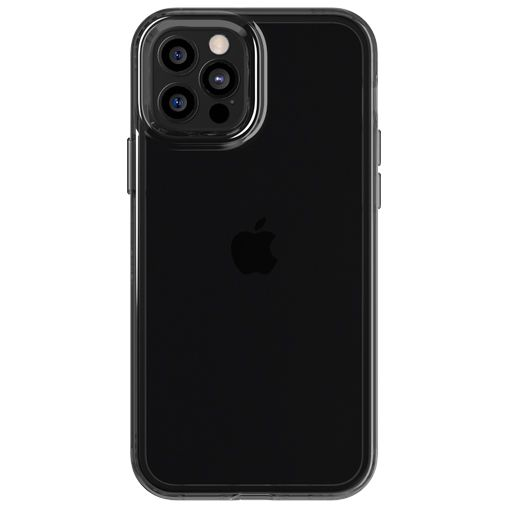 Productafbeelding van de Tech21 Evo Tint TPU Back Cover Apple iPhone 12/12 Pro Zwart
