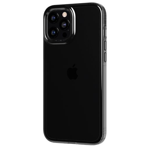Productafbeelding van de Tech21 Evo Tint TPU Back Cover Apple iPhone 12 Pro Max Zwart