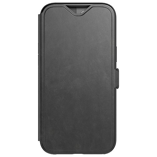 Productafbeelding van de Tech21 Evo Wallet TPU Book Cover Apple iPhone 12 Pro Max Zwart