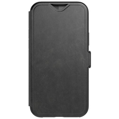 Productafbeelding van de Tech21 Evo Wallet TPU Book Cover Apple iPhone 12/12 Pro Zwart