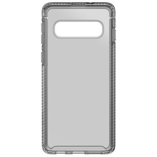 Produktimage des Tech21 Pure Carbon Case Smokey Samsung Galaxy S10