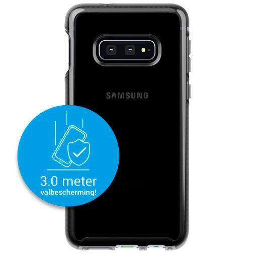 Productafbeelding van de Tech21 Pure Carbon Case Smokey Samsung Galaxy S10e