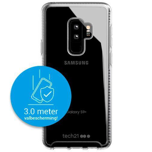 Productafbeelding van de Tech21 Pure Case Clear Samsung Galaxy S9+