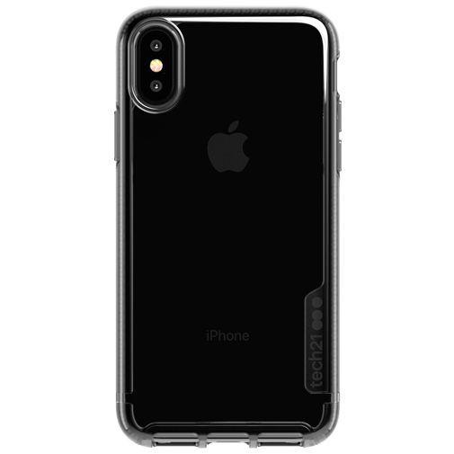 Productafbeelding van de Tech21 Pure Tint Carbon Case Smokey Apple iPhone X/XS