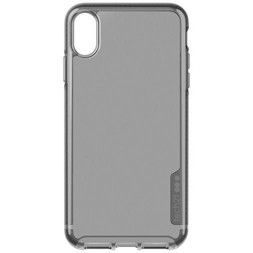 Produktimage des Tech21 Pure Tint Carbon Case Smokey Apple iPhone XS Max
