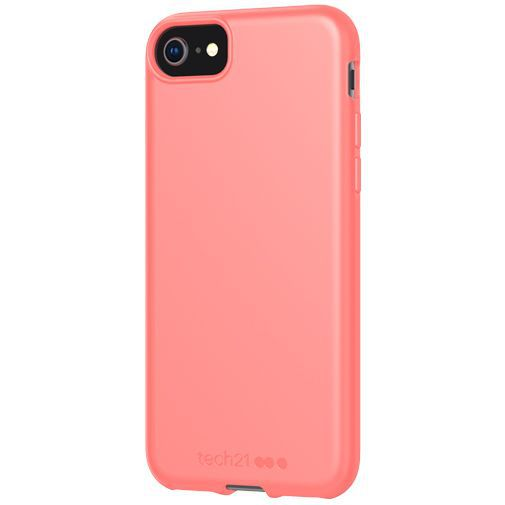 Productafbeelding van de Tech21 Studio Colour Case Coral Apple iPhone 6/6S/7/8/SE 2020