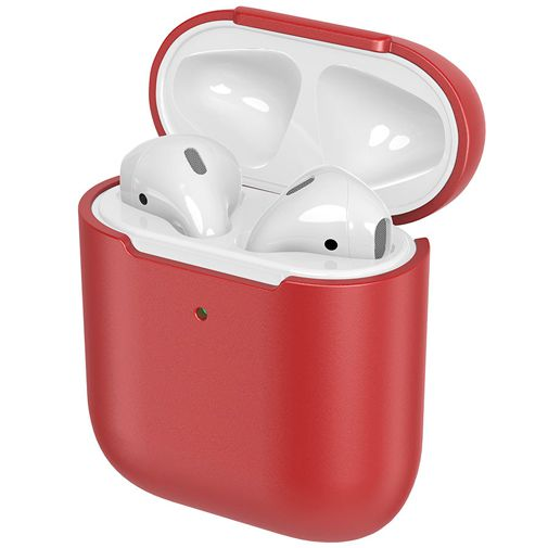 Productafbeelding van de Tech21 Studio Colour Case Red Apple AirPods